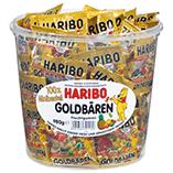 Haribo Goldbären Mini in Einzeltüten